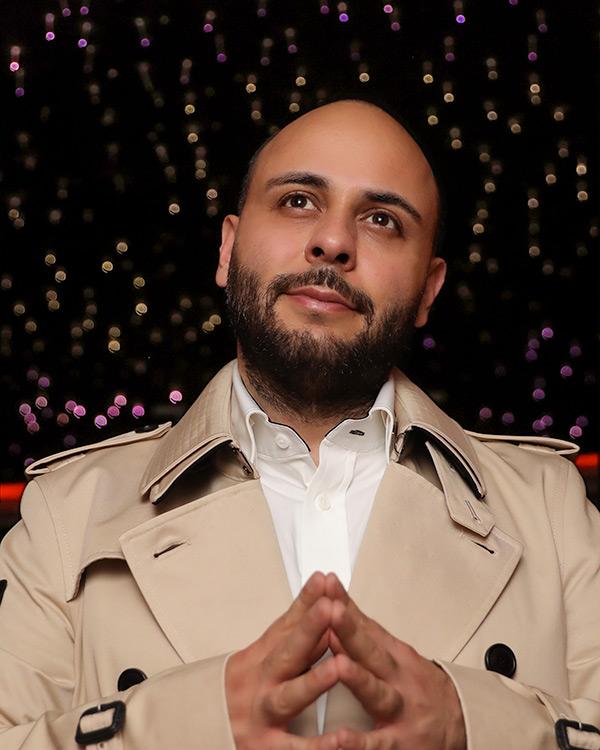 Rundown Media CEO, Kiarash Behain